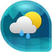 Weather & Clock Widget Android APK Icon