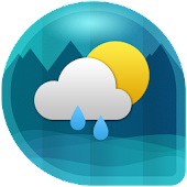 Weather & Clock Widget for Android  (Air Forecast)