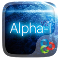 Alpha-I GO Launcher Theme icon