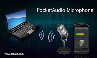 Screenshot of PocketAudio Microphone