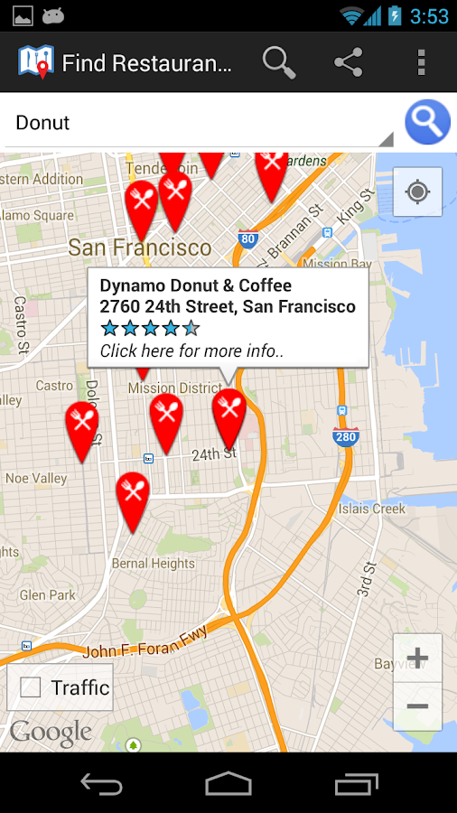 The Best Restaurants Near Me. Welcome to the Restaurant Locator. You can use this site to find good restaurants close to your current location. This is what you do: Browse the restaurant map below, click on a restaurant location and check out the reviews from previous customers.