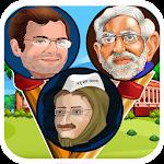 Modi Rahul Kejriwal (Fun Game)