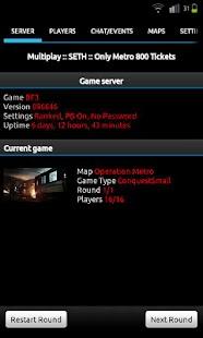Droid PRoCon BF3- screenshot thumbnail