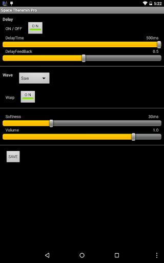 SpaceTheremin 2.5 Windows u7528 3