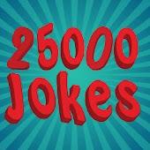 25,000 Jokes