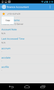 Password Manager Pro - screenshot thumbnail