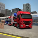 Truck Parking: Car Transporter icon