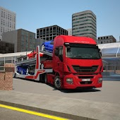 Truck Parking: Car Transporter