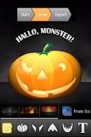 Screenshot of Hallo, Monster!
