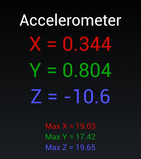 Accelerator Tester