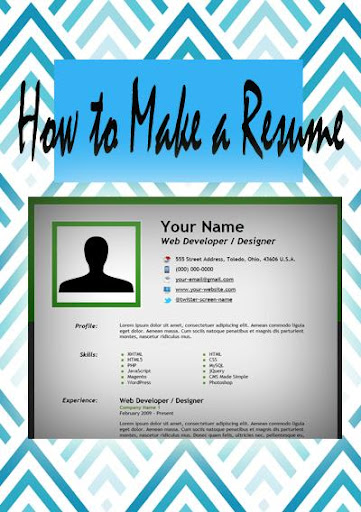 CV Maker: Create professional resumes online for free - CV creator