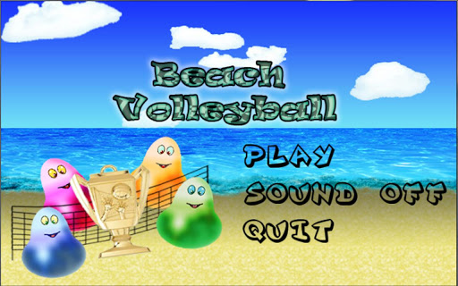 Beach Volleyball PRO