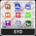 Sydney NOMADA Maps logo