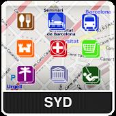 Sydney NOMADA Maps