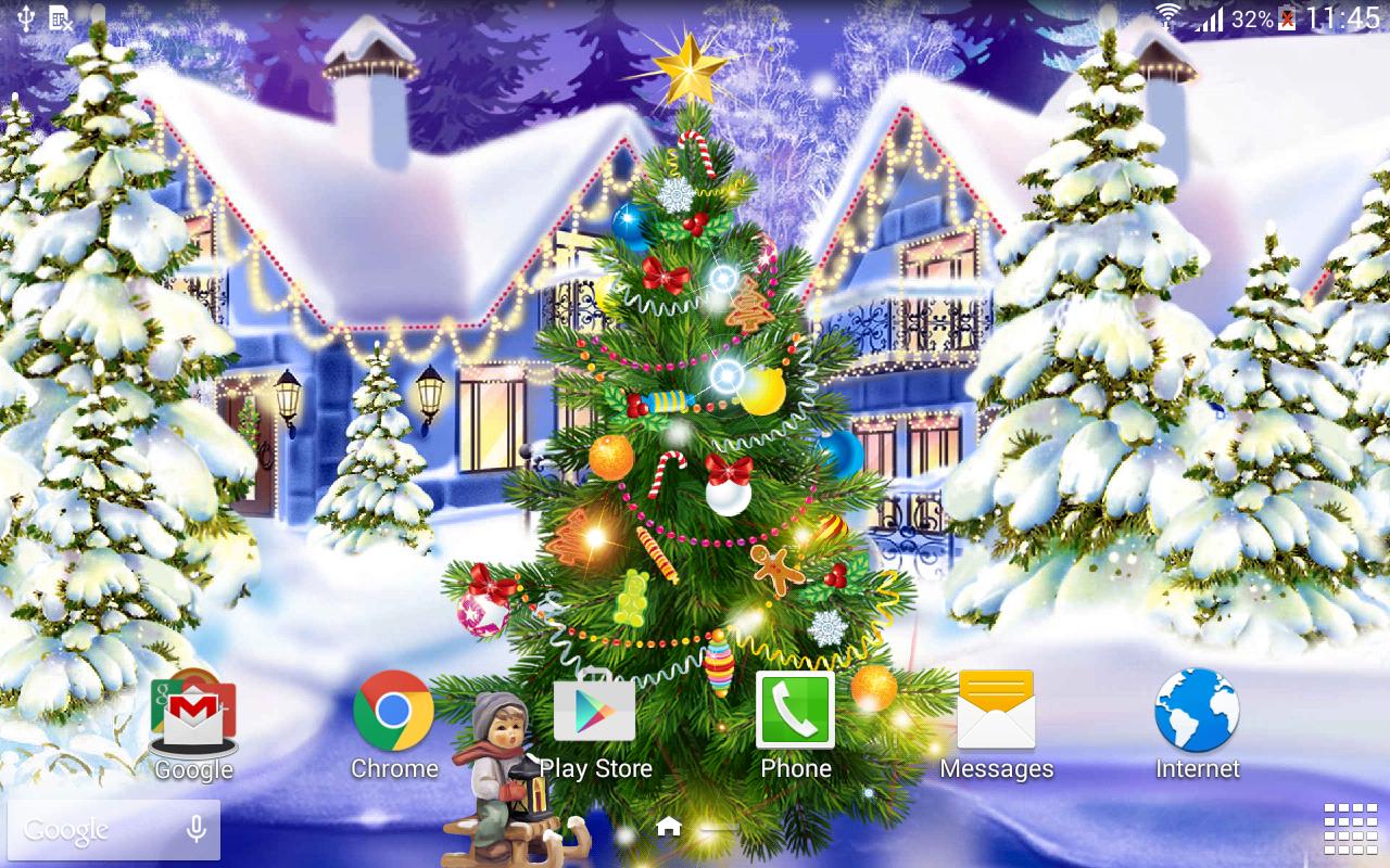 Christmas Tree Lights That Play Music