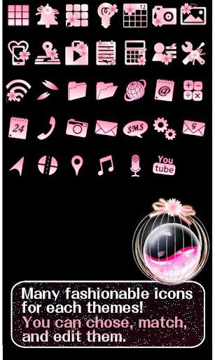 Flowers Wallpaper Crystal Ball 1.1 Windows u7528 4