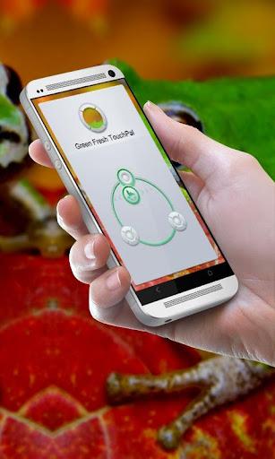 綠色食 TouchPal Theme