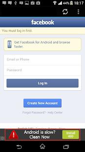 Full Fbook Desktop 社交 App-愛順發玩APP
