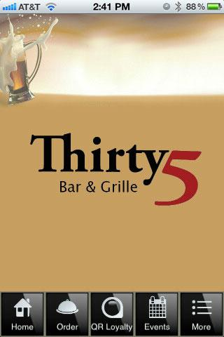 Thirty 5 Bar and Grille