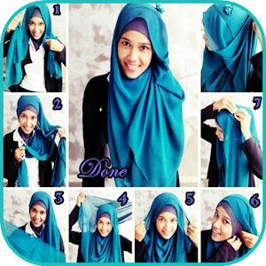 Hijab Styles Step by Step - Android Apps on Google Play