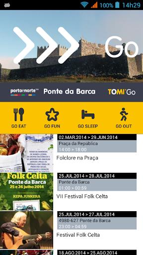 TPNP TOMI Go Ponte da Barca