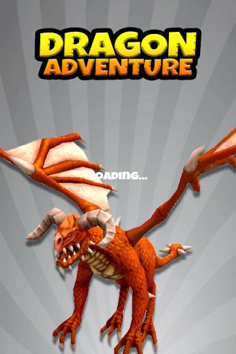 3D龙冒险游戏