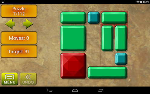 Move it! Free - Block puzzle - screenshot thumbnail
