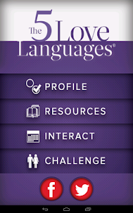 The 5 Love Languages- screenshot thumbnail