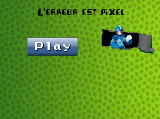 L'erreur est pixels