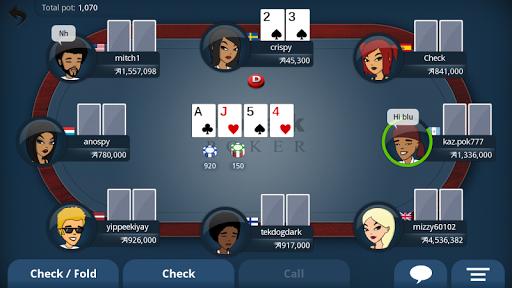 Appeak u2013 The Free Poker Game  screenshots 1