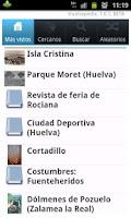 Screenshot of Huelvapedia
