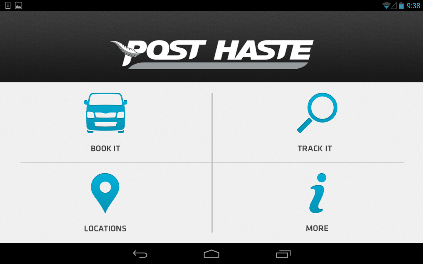 Post Haste- screenshot