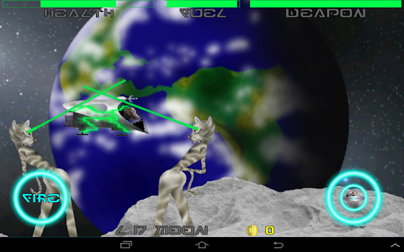 Weird Dog Space apk screenshot