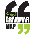 English Grammar Map icon