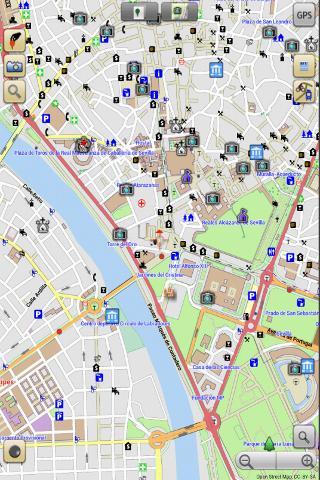 City Guide Seville