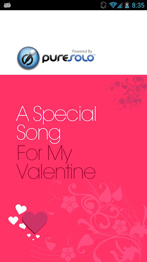 Song For My Valentine
