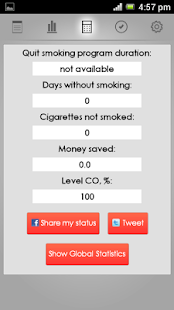 Quit Smoking- screenshot thumbnail
