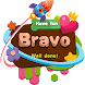 Bravo_GO Launcher Theme icon