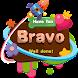 Bravo_GO Launcher Theme