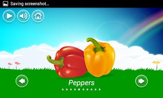 Screenshot of Kids Learning: Fruits & Veges