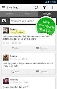 MeetMe - Meet New People - screenshot thumbnail