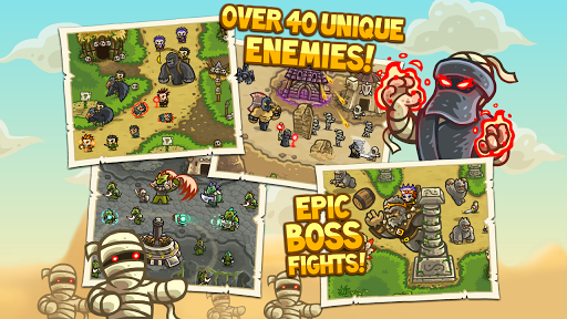 Screenshot for Kingdom Rush Frontiers in United States Play Store