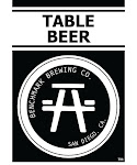 Benchmark Table Beer