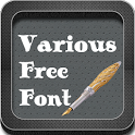 Various Fonts Style icon