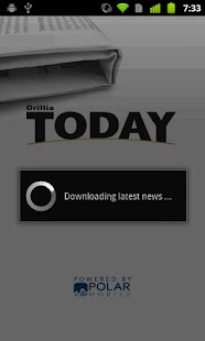 Orillia Today- screenshot thumbnail