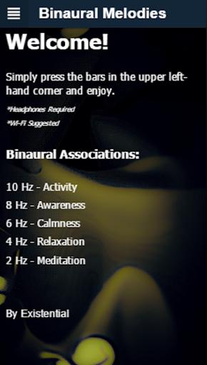 Binaural Melodies
