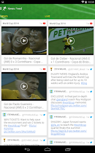 Onefootball Brasil - World Cup - screenshot thumbnail