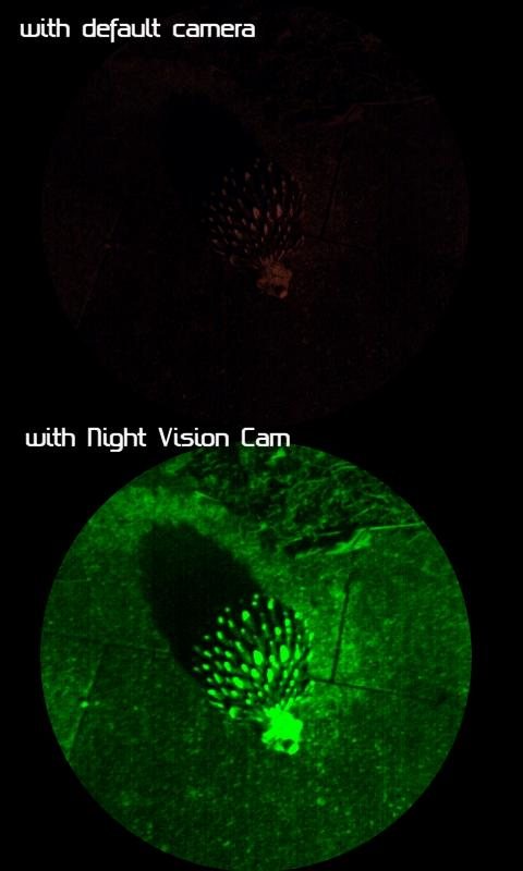 Night Vision Cam Pro - screenshot