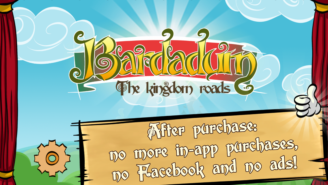 Bardadum: The Kingdom Roads- screenshot