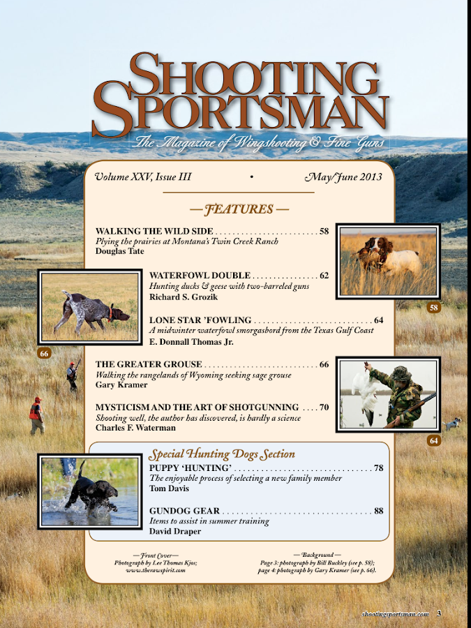 Shooting Sportsman - screenshot